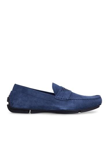 Emporio Armani Casual Ayakkabı Lacivert